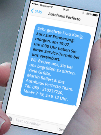 ServiceTermin-SMS